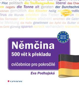 Němčina, 500 vět k překladu